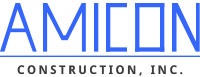 Amicon Construction Logo