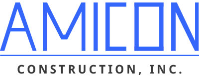 Amicon Construction Retina Logo